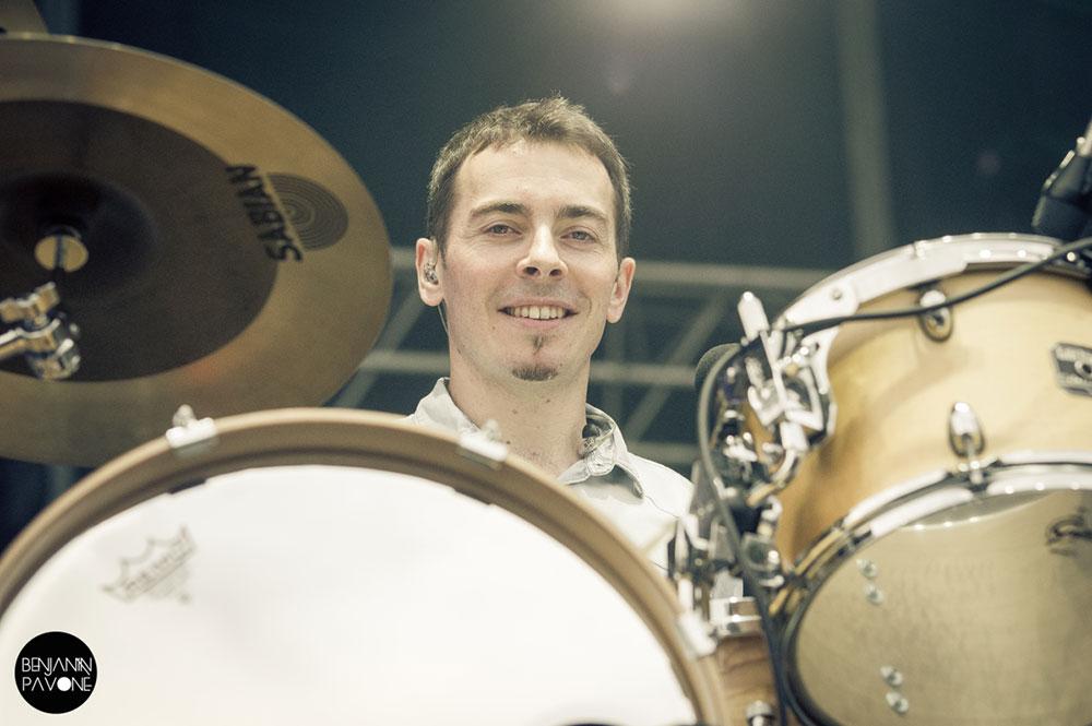 Cyril Joubert - EchOo groupe de musique